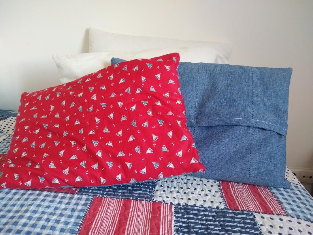 Scrap cushions!