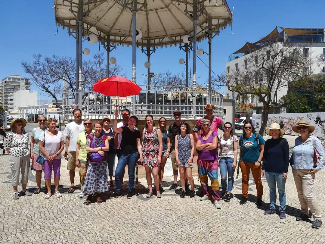 Faro walking tour